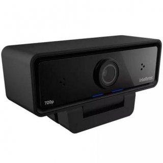WEBCAM+VIDEO+CONFERENCIA+USB+CAM-720P+INTELBRAS