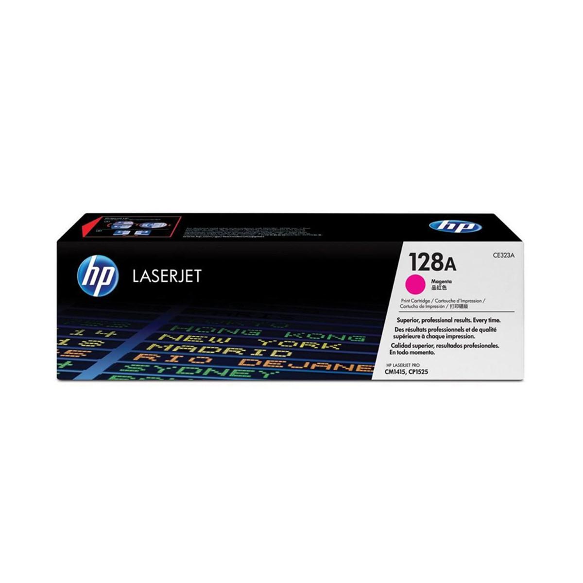 TONER 128A CE323A MAGENTA HP