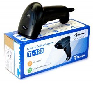 LEITOR+DE+C%C3%93DIGO+DE+BARRAS+USB+TL-120+TANCA