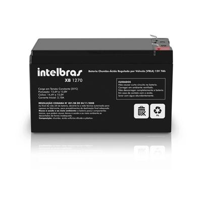 BATERIA VRLA 12V/7.0AH XB 1270 A P/ NOBREAK INTELBRAS