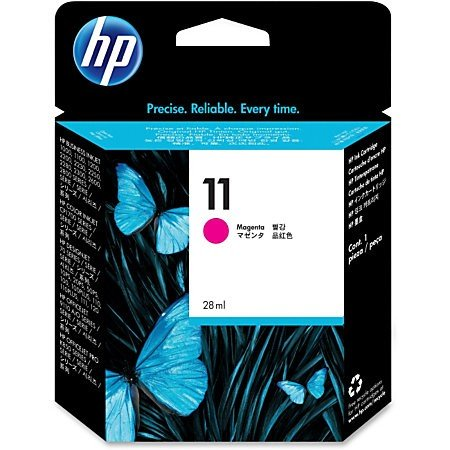 CARTUCHO 11 C4837A MAGENTA 28ML HP