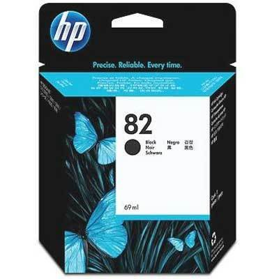 CARTUCHO 82 CH565A PRETO 69ML HP
