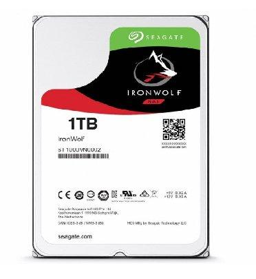 """HD 1TB P/ SERVIDOR ST1000VN002 3.5"""" SATA 6.0GB/S SEAGATE"""
