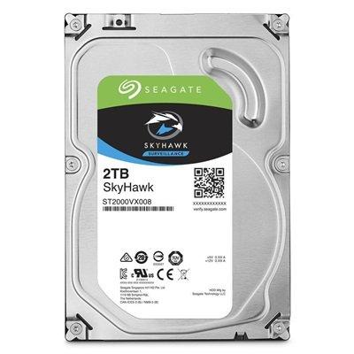 HD 2TB SATA P/ CFTV ST2000VX008 6.0GB/S 5900RPM 64MB SEAGATE