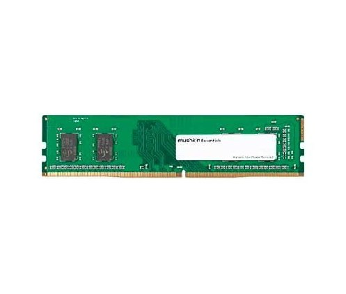 MEMORIA DDR4 4GB P/DESKTOP MES4U240HF4G/PC4-2400/2400MZ/MUSHKIN