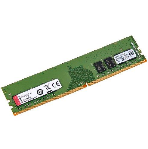 MEMORIA DDR4 8GB P/ DESKTOP KVR26N19S8/8 2666MHZ KINGSTON
