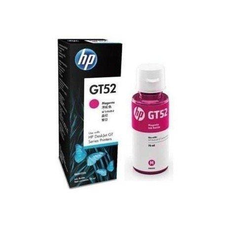 REFIL HP GT52 MOH55AL TINTA MAGENTA