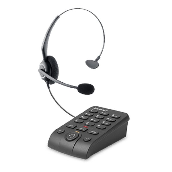 TELEFONE+INTELBRAS+HSB50+HEADSET